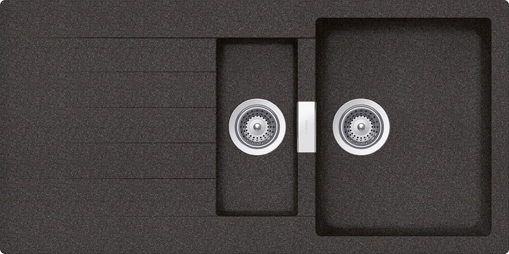 chiuveta granit schock signus d 150 kaiserstein 1000 x 500. Black Bedroom Furniture Sets. Home Design Ideas