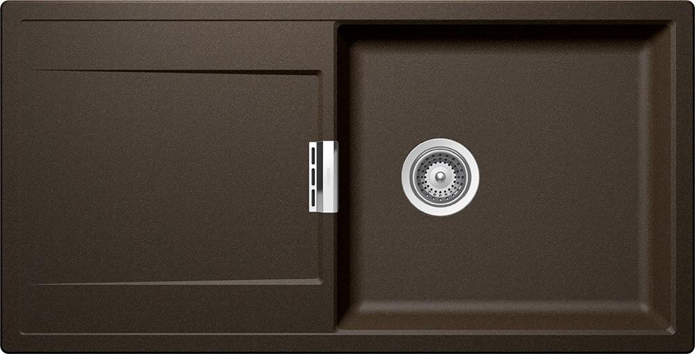 Chiuveta Granit Schock Mono D-100L Bronze