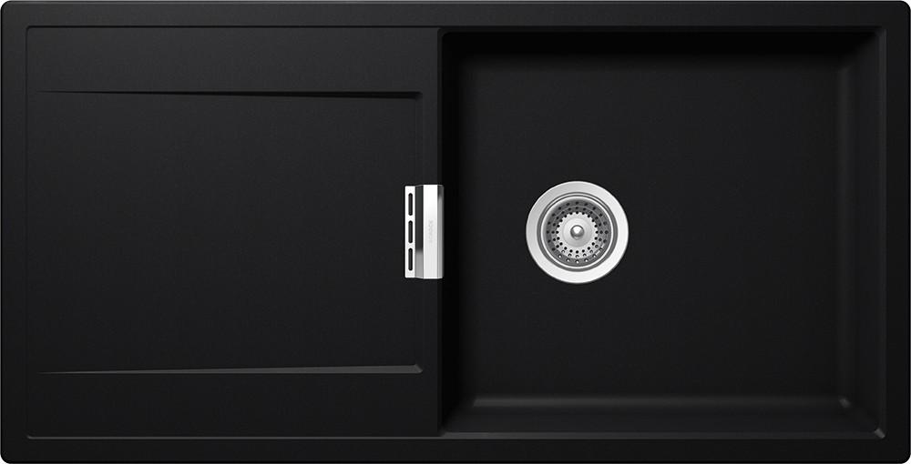 Chiuveta Granit Schock Mono D-100L Puro Cristadur 1000 x 510 mm