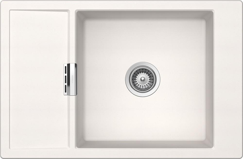 Chiuveta Granit Schock Mono D-100XS Polaris 780 x 510 mm