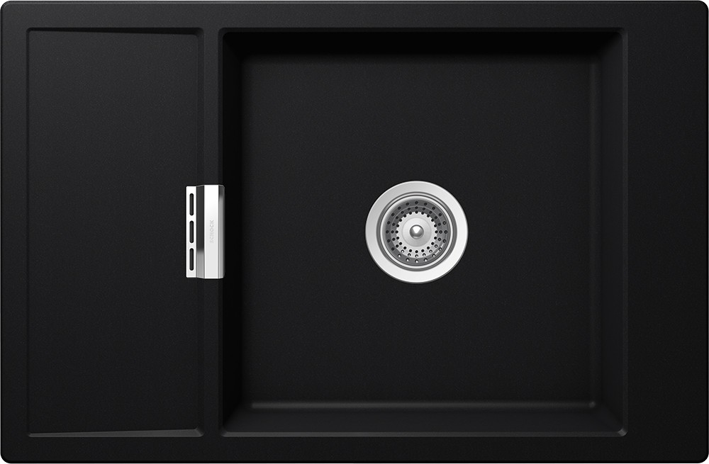 Chiuveta Granit Schock Mono D-100XS Puro Cristadur 780 x 510 mm