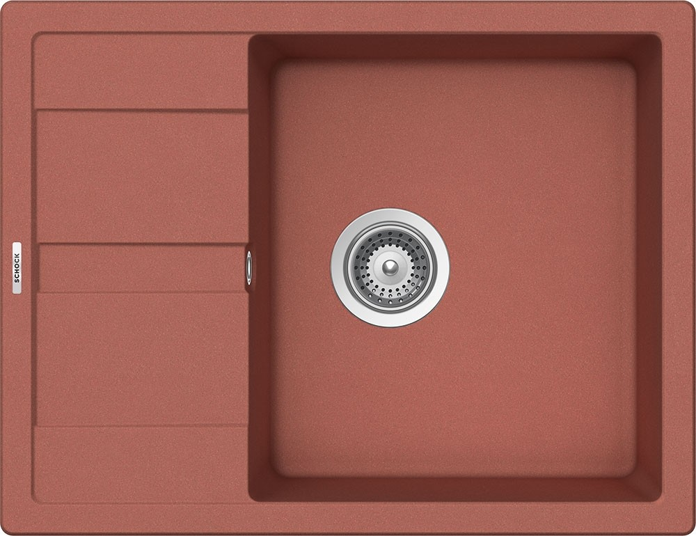 Chiuveta Granit Schock Ronda D-100L Canyon Cristalite 650 x 500 mm