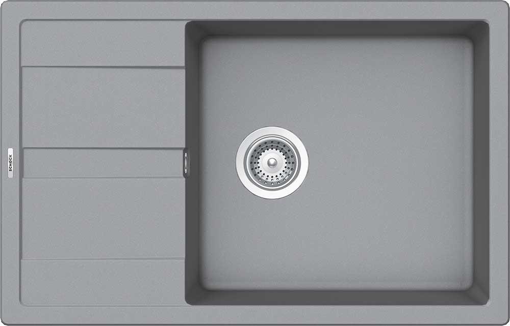 Chiuveta Granit Schock Ronda D-100XL Croma Cristalite 780 x 500 mm
