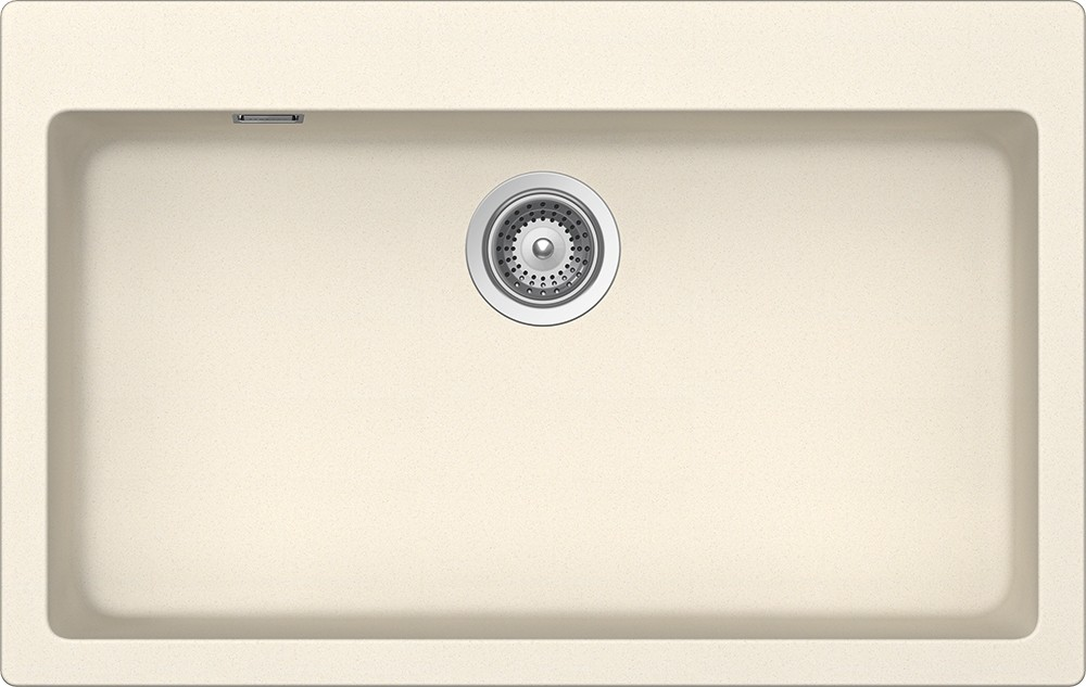 Chiuveta Granit Schock Signus N-100XL Magnolia Cristadur 790 x 500 mm