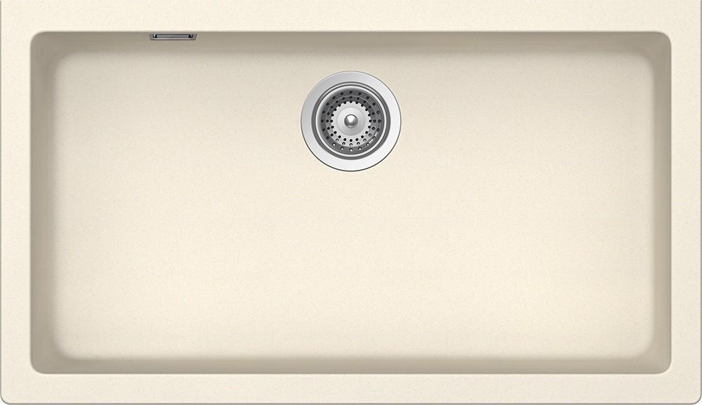 Chiuveta Granit Schock Signus N-100XLY Magnolia Cristadur 790 x 454 mm