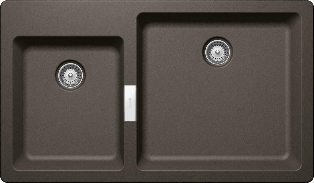 Chiuveta Granit Schock Signus N-175 Carbonium 860 x 500 mm