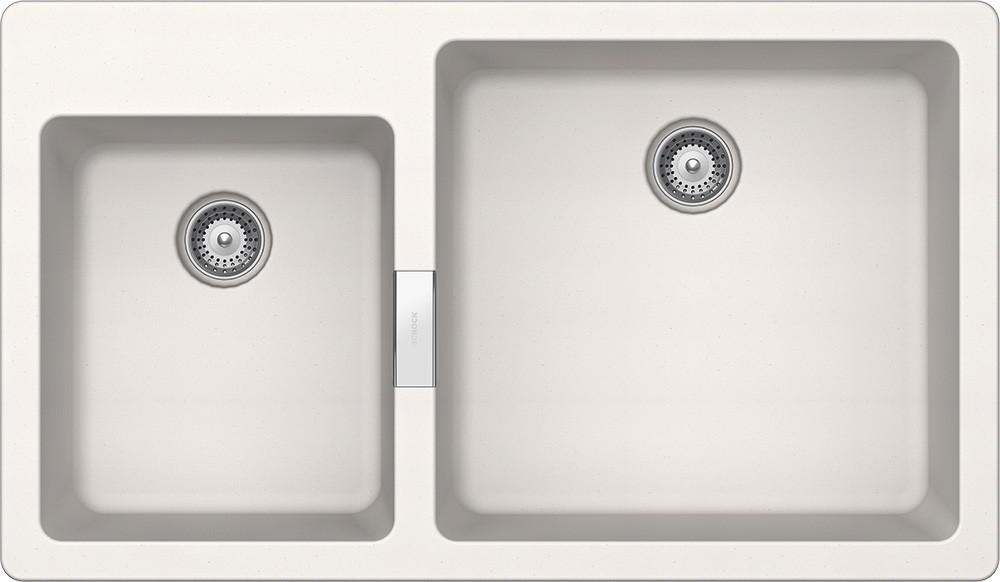 Chiuveta Granit Schock Signus N-175 Polaris Cristadur 860 x 500 mm