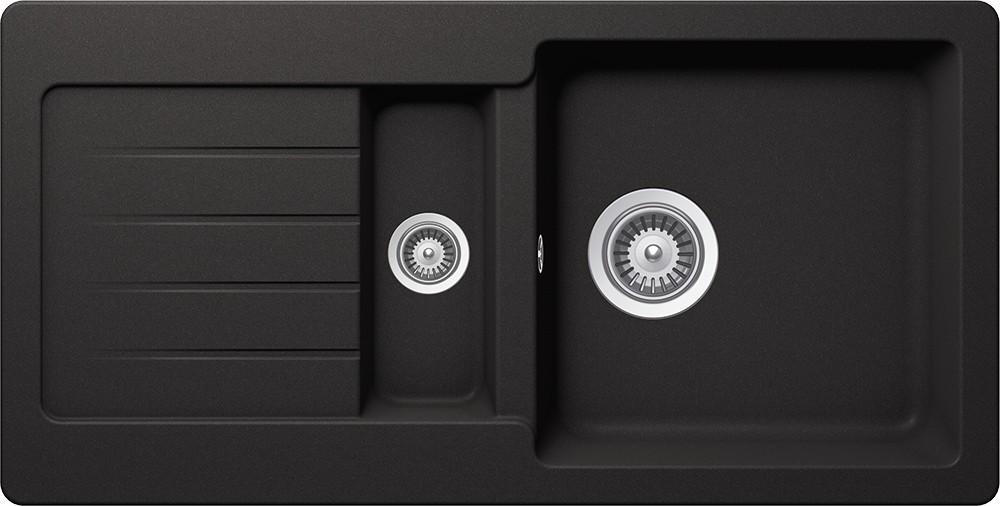 Chiuveta Granit Schock Typos D-150S Nero