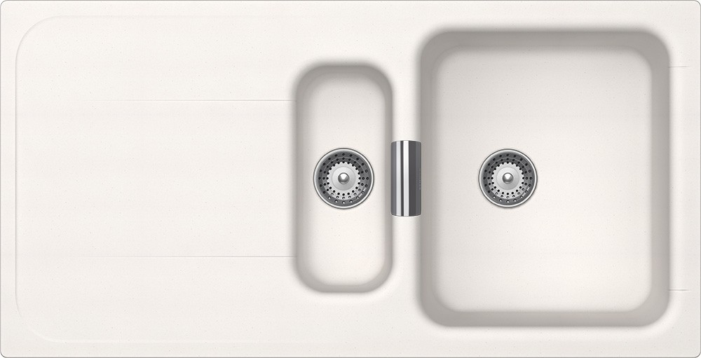 Chiuveta Granit Schock Wembley D-150 Polaris Cristadur 1000 x 510 mm