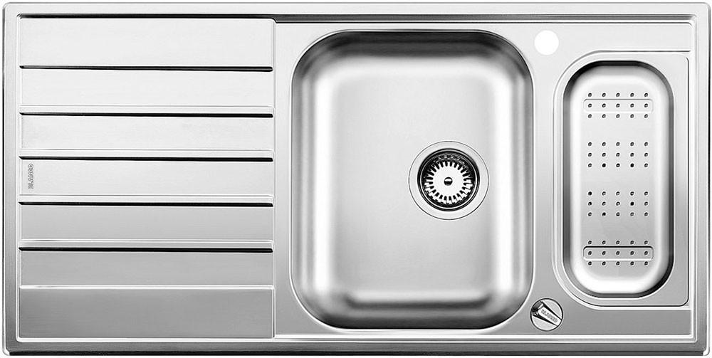Chiuveta Inox Blanco Livit 6 S Centric 1000 x 500 mm