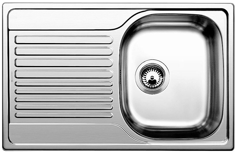 Chiuveta Inox Blanco Tipo 45 S Compact 780 x 500 mm