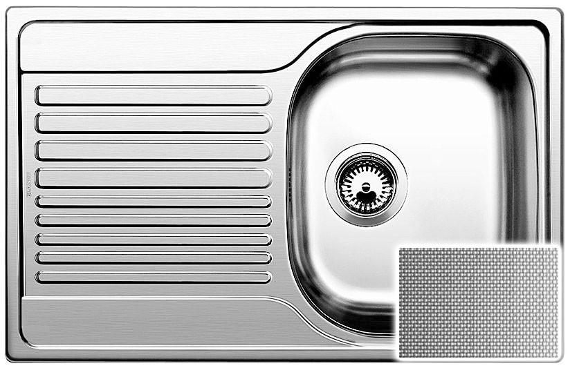 Chiuveta Inox Blanco Tipo 45 S Compact Panzat