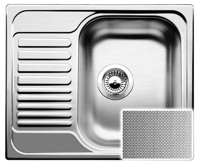 Chiuveta Inox Blanco Tipo 45 S Mini Panzat 605 x 500 mm