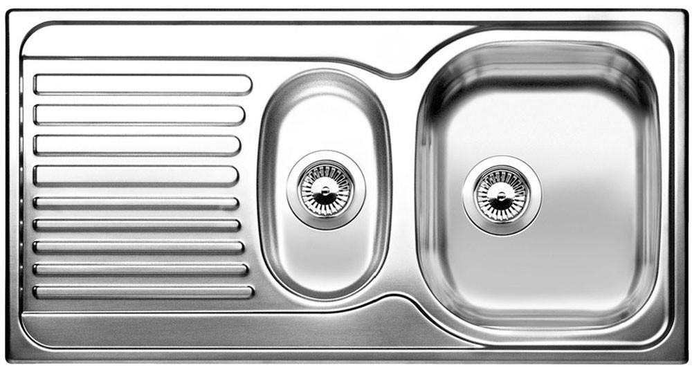 Chiuveta Inox Blanco Tipo 6 S Basic 950 x 500 mm
