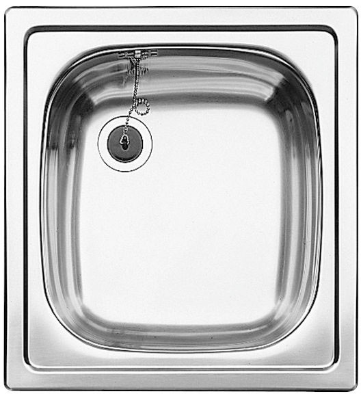Chiuveta Inox Blanco Top EE 4x4 435 x 470 mm