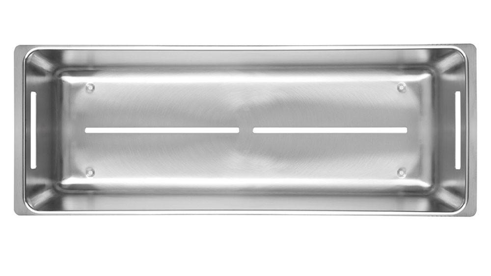 Vas Inox Perforat Schock  394 x 146 x 105 mm