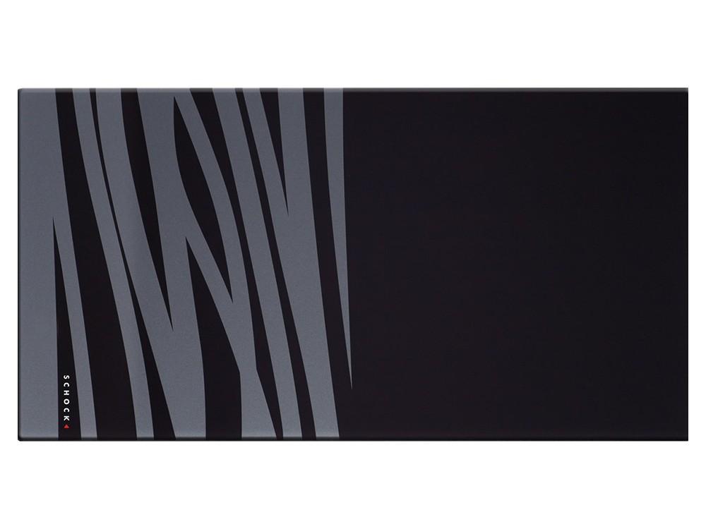 Tocator Sticla Schock Negru 528 x 275 x 4 mm