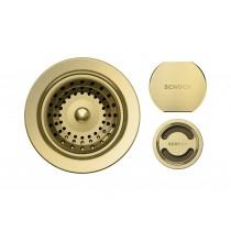 Parti vizibile Schock GAXN100 White Gold