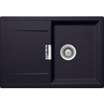 Chiuveta Granit Schock Mono D-100S Indigo Cristadur 740 x 510 mm