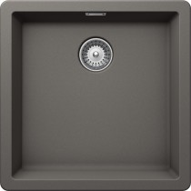 Chiuveta Granit Schock Greenwich N-100 Silverstone 456 x 456 mm