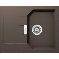 Chiuveta Granit Schock Manhattan D-100XS Mocha
