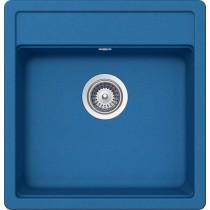 Chiuveta Granit Schock Nemo N-100S Albastru Cristalite 490 x 510 mm