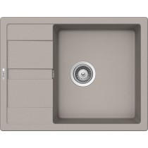 Chiuveta Granit Schock Ronda D-100L Beton Cristalite 650 x 500 mm
