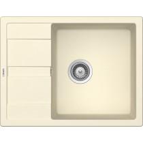 Chiuveta Granit Schock Ronda D-100L Crema