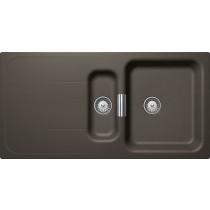 Chiuveta Granit Schock Wembley D-150 Carbonium Cristadur 1000 x 510 mm