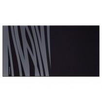 Tocator Sticla Schock Negru U 528 x 275 x 4 mm
