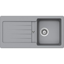 Chiuveta Granit Schock Typos D-100S Croma Cristalite 860 x 435 mm