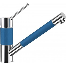 Baterie Granit Schock SC-50 cu Dus Extractibil Albastru
