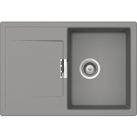 Chiuveta Granit Schock Mono D-100S Millenial Cliff Cristadur 740 x 510 mm