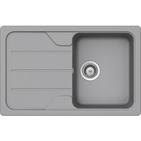 Chiuveta Granit Schock Formhaus D-100S Croma Cristalite 780 x 500 mm