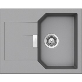 Chiuveta Granit Schock Manhattan D-100XS Croma Cristalite 640 x 510 mm