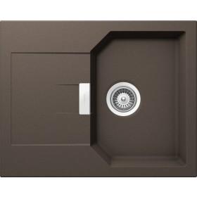 Chiuveta Granit Schock Manhattan D-100XS Mocha Cristalite 640 x 510 mm
