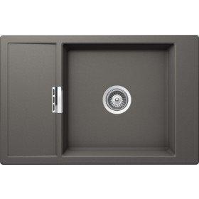 Chiuveta Granit Schock Mono D-100XS Silverstone 780 x 510 mm