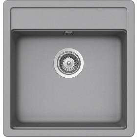 Chiuveta Granit Schock Nemo N-100S Croma Cristalite 490 x 510 mm