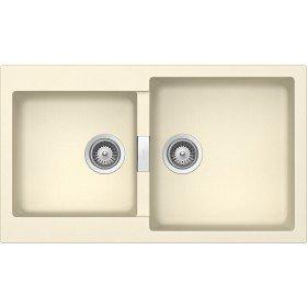 Chiuveta Granit Schock Primus N-200 Crema 860 x 500 mm