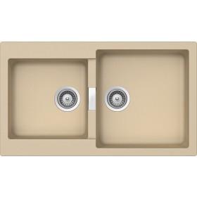 Chiuveta Granit Schock Primus N-200 Moonstone 860 x 500 mm