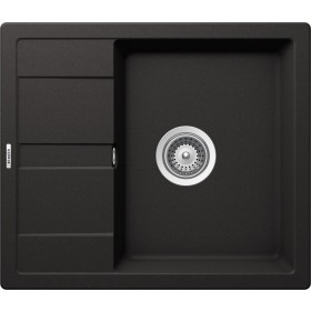 Chiuveta Granit Schock Ronda D-100 Nero Cristalite 580 x 500 mm