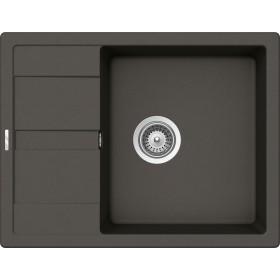 Chiuveta Granit Schock Ronda D-100L Asphalt 650 x 500 mm