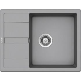 Chiuveta Granit Schock Ronda D-100L Croma 650 x 500 mm