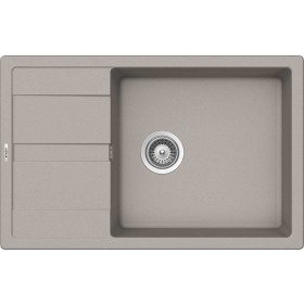 Chiuveta Granit Schock Ronda D-100XL Beton Cristalite 780 x 500 mm