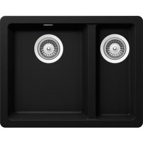 Chiuveta Granit Schock Soho N-150 Puro Cristadur 550 x 430 mm