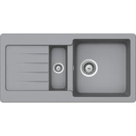 Chiuveta Granit Schock Typos D-150S Croma Cristalite 860 x 435 mm