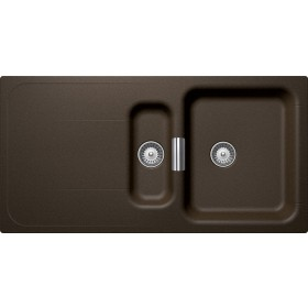 Chiuveta Granit Schock Wembley D-150 Bronze Cristadur 1000 x 510 mm
