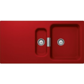 Chiuveta Granit Schock Wembley D-150 Rosu Cristadur 1000 x 510 mm