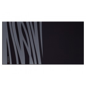 Tocator Sticla Schock Negru 538 x 375 x 4 mm