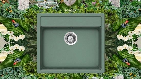 CRISTALITE® SAGE - O nuanta linistitoare de verde